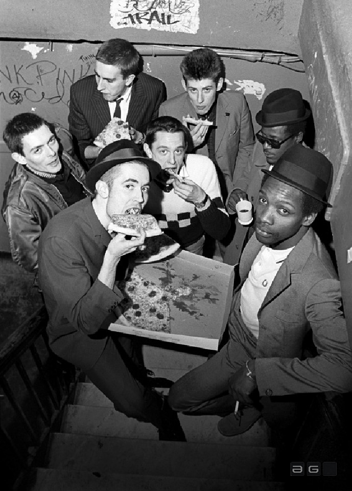 The Specials by Ebet Roberts
