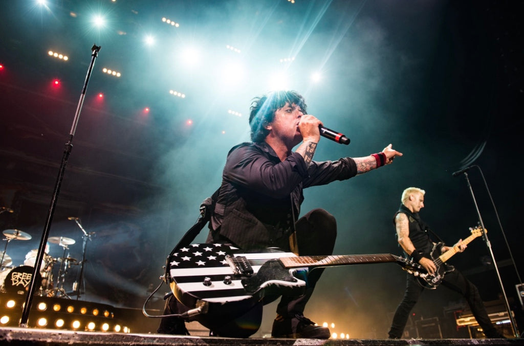 Green Day by Lisa Mark