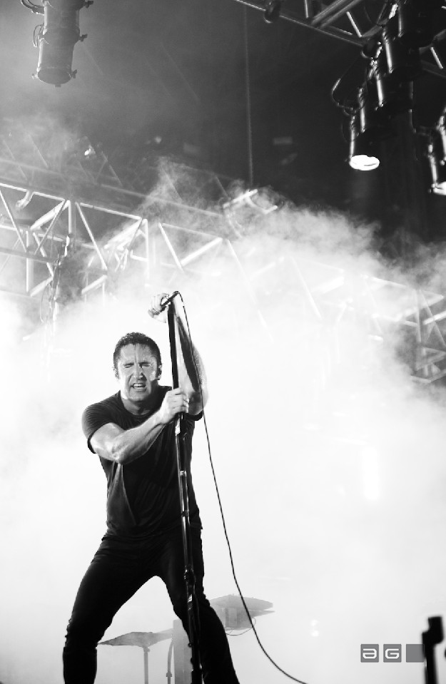Nine Inch Nails by Lucia Remedios
