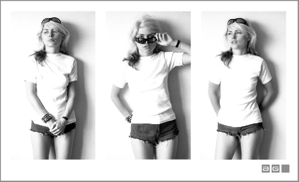 Blondie by Edie Steiner