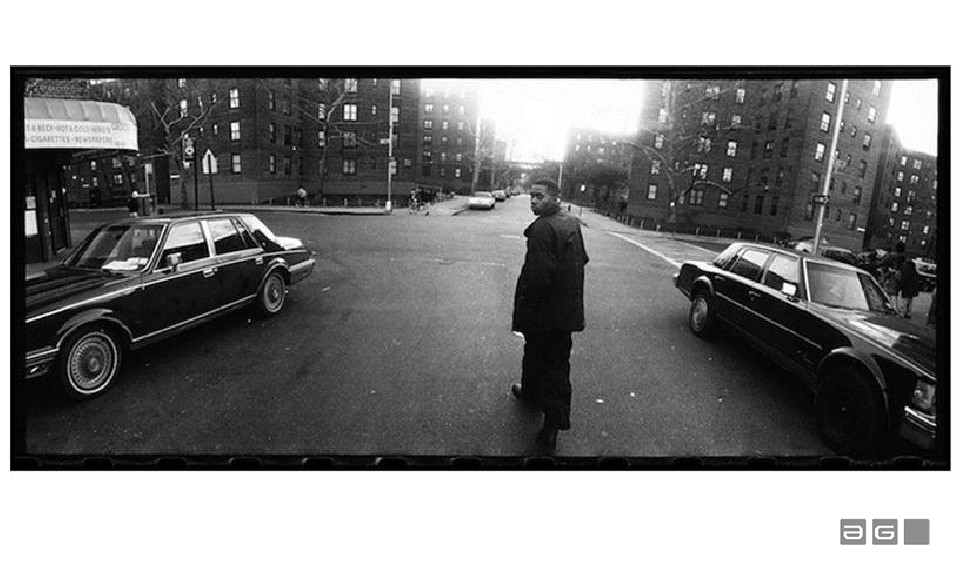 Nas by Danny Clinch