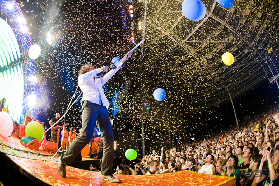 Flaming Lips by Lucia Remedios