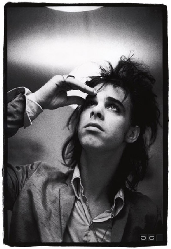 Nick Cave by David Corio