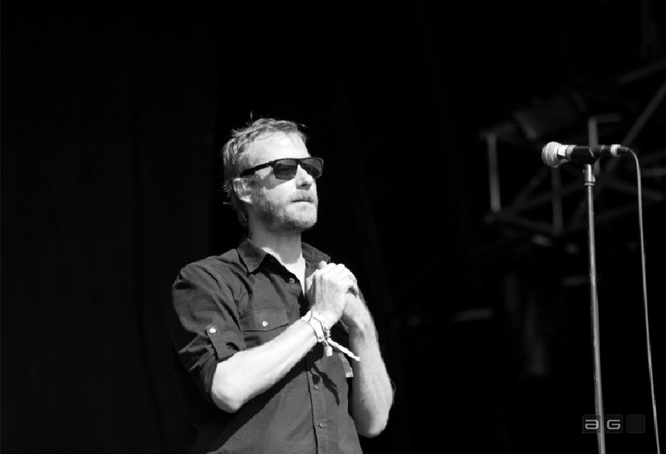 The National by Lucia Remedios