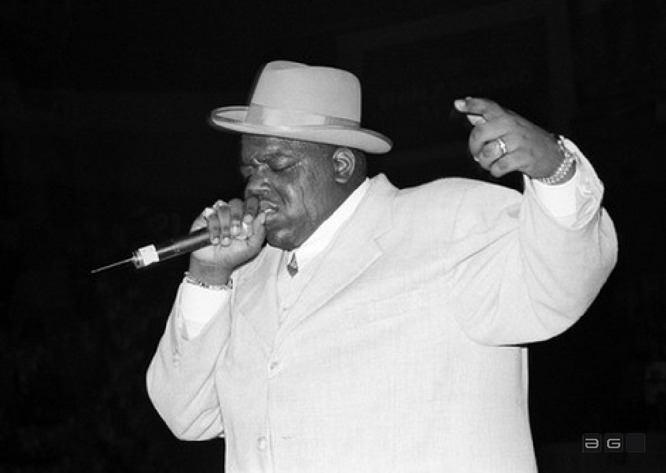 Notorious B.I.G. by David Corio