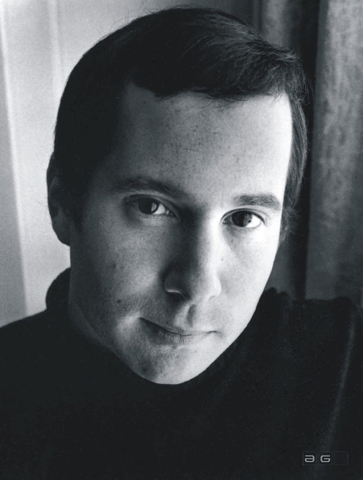 Paul Simon by Barrie Wentzell