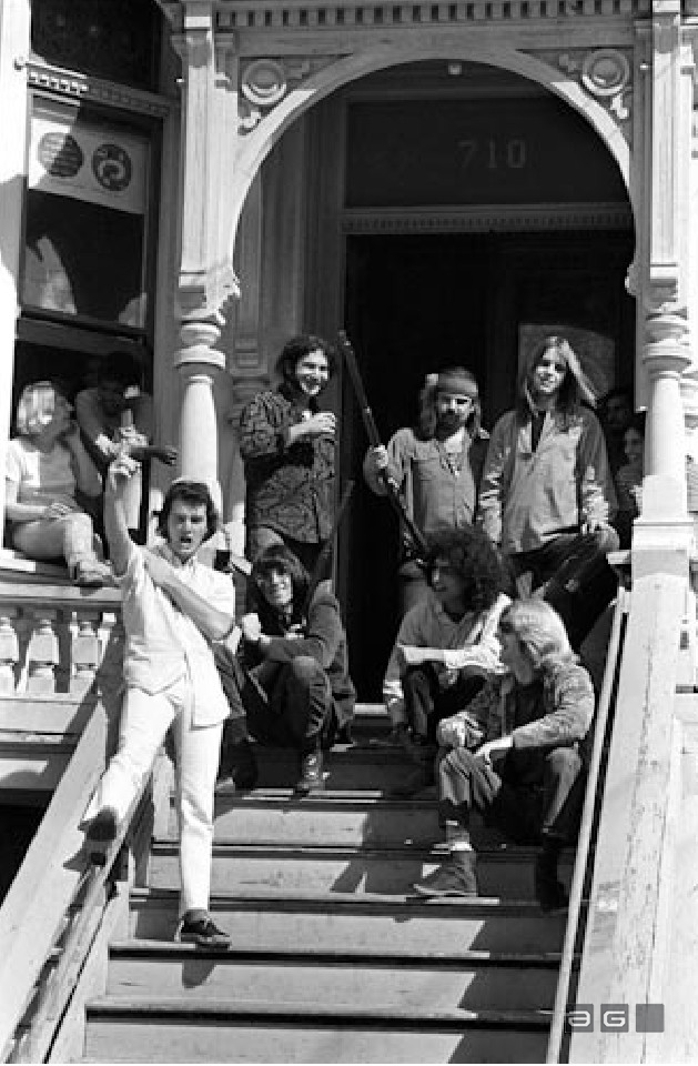 Grateful Dead by Baron Wolman