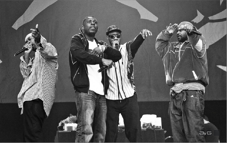 Wu Tang Clan by Lucia Remedios