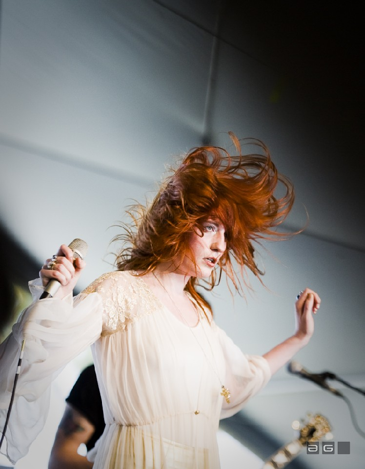 Florence And The Machine by Lucia Remedios