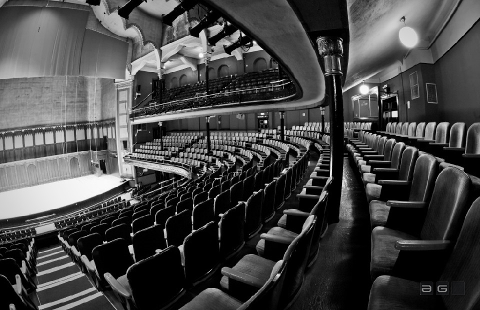 Massey Hall by Lucia Remedios