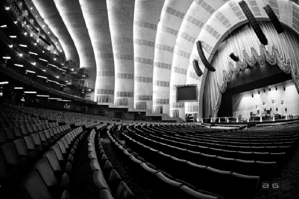 Radio City Music Hall by Lucia Remedios