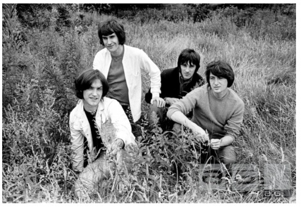 The Kinks by Barrie Wentzell