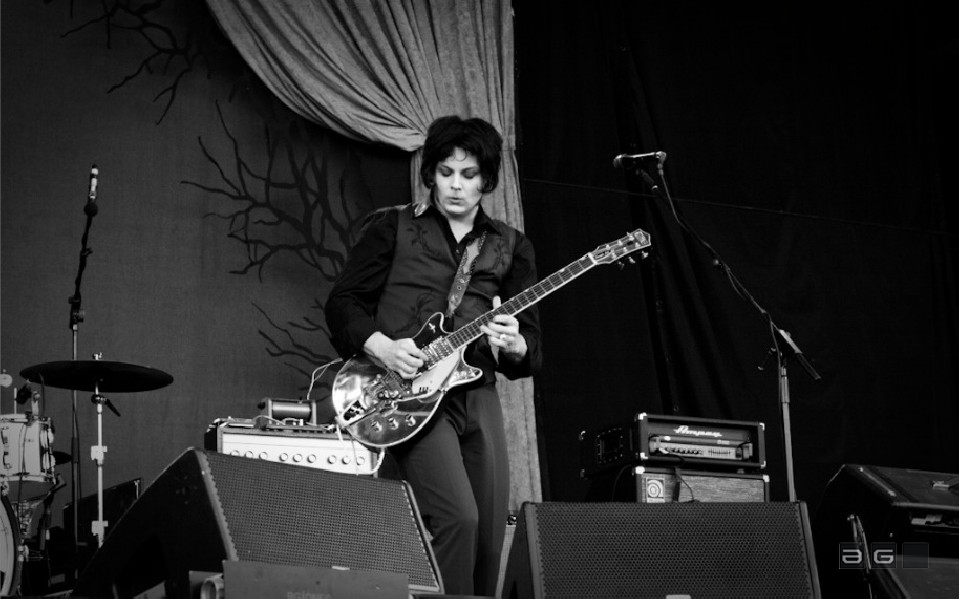 Jack White by Lucia Remedios