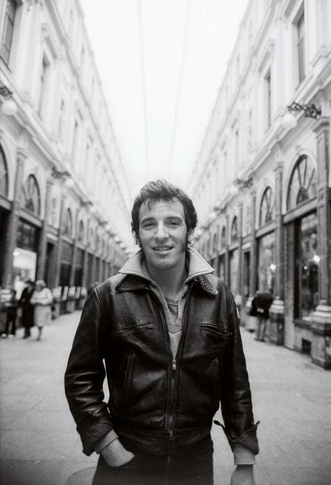 Bruce Springsteen by Jim Marchese