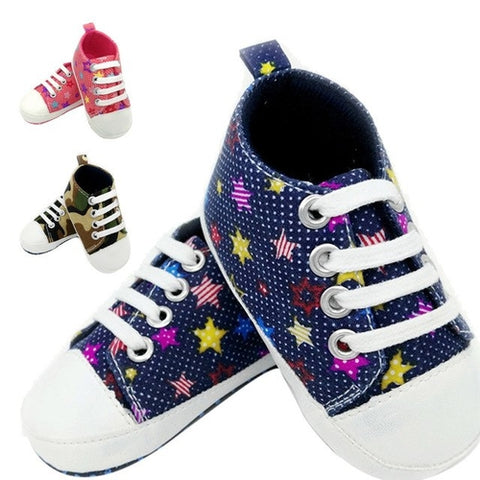 Fashion Baby Girls Boys Shoes Sneaker