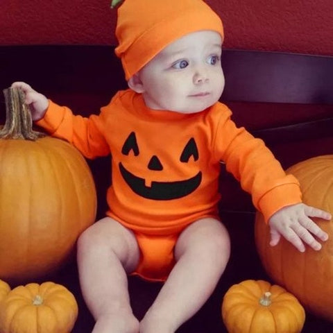 Novelty Halloween Baby's Sets Fashion Infant Baby