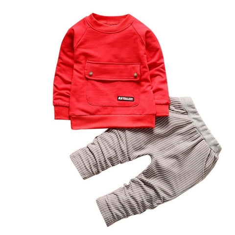 Toddler Kids Baby Boys Girls clothes Outfits