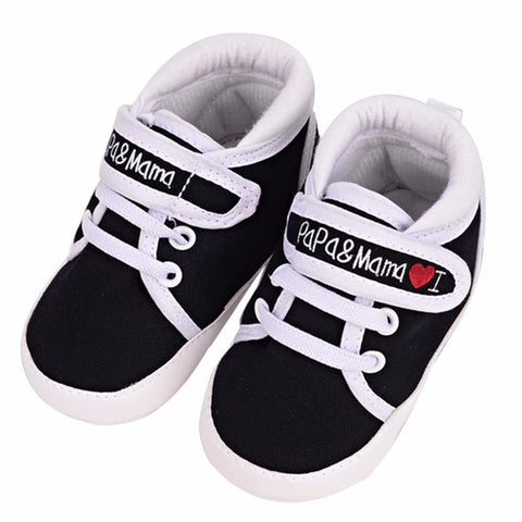 fashion Baby Infant Kid Boy Girl shoes Soft Sole