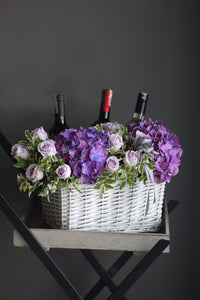 Trio Wino Basket
