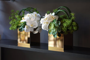 Modern Artifical Flower Arrangement