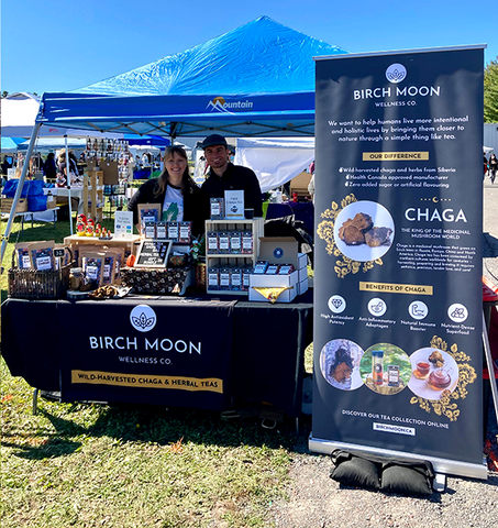 Birch Moon Wellness Co and the Navan Original Market