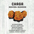 Cha-Cha Chaga Loose Tea Powder – Chaga Mushroom Tea