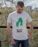Son of a Birch – Cotton Short Sleeve Graphic T-shirt