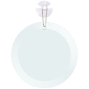 "3 1/2"" Round Glass Suncatcher"