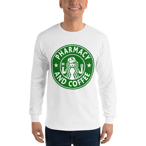 Pharmacy & Coffee Long Sleeve