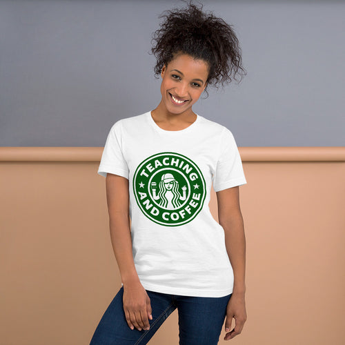 Teaching & Coffee T-Shirt