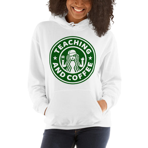 Teaching & Coffee Hoodie