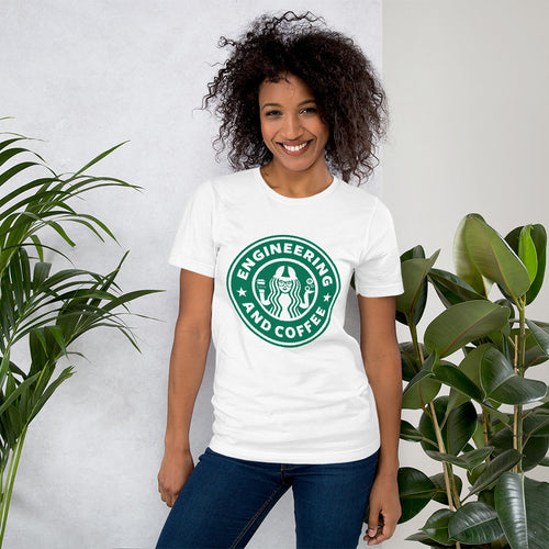 Engineering & Coffee T-Shirt
