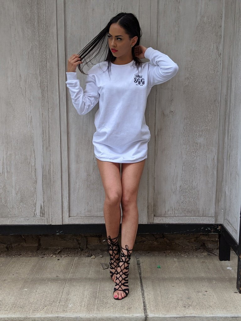 SGG Long Sleeve Dress - She Good Girl