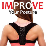 BodyWellness™ Posture Corrector (Adjustable to Multiple Body Sizes) - The Gadget Sniper