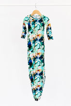 Load image into Gallery viewer, The Charli Print Knotted Gown