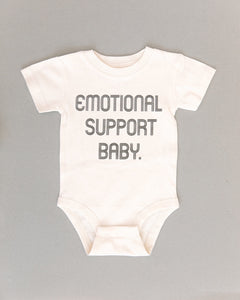 Emotional Support Baby Snapsuit
