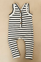 Load image into Gallery viewer, Stripe Romper