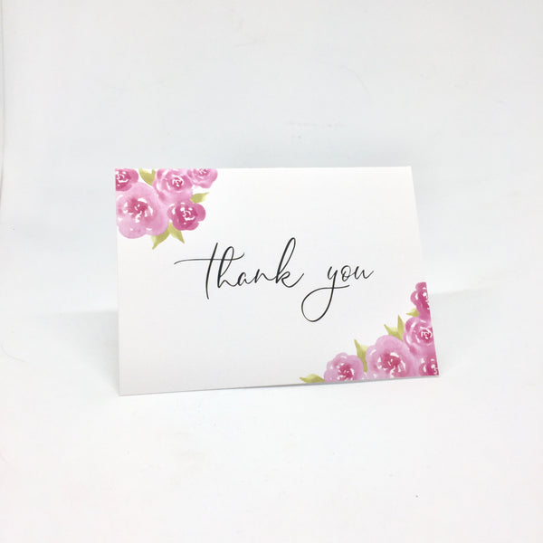 Floral Thank You