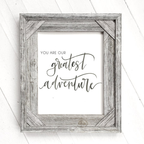 Greatest Adventure