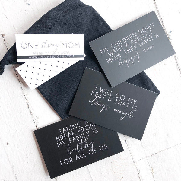 Mama Affirmation Cards