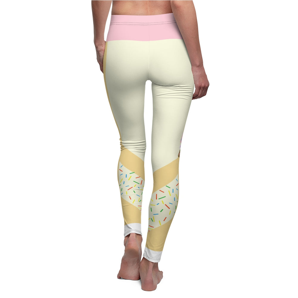 Love For Leggings™ - Love4 Ice Cream - Love For Leggings