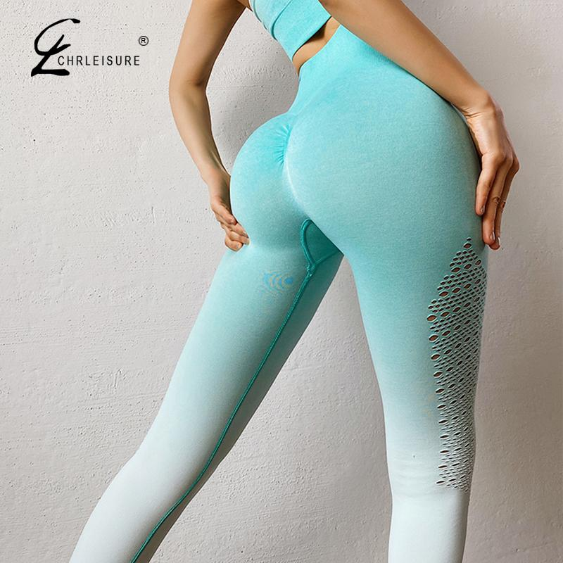 Women Legging High Waist Hollow Fitness Leggins Mujer Seamless Leggings High Stretch Leginsy Women Sportswear