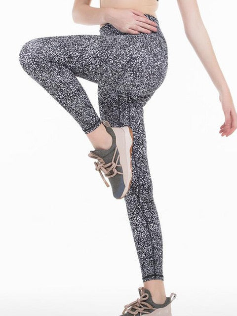 Women Sports Pant Tummy Control Shapewear Woman 7/8 Pant Stretch fabric super quality pant Sports leggings