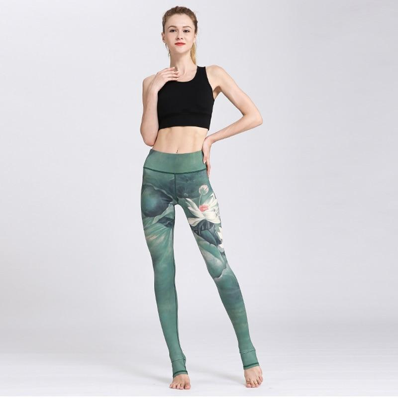 Dry Fits - High Waist Sport leggings - Love For Leggings