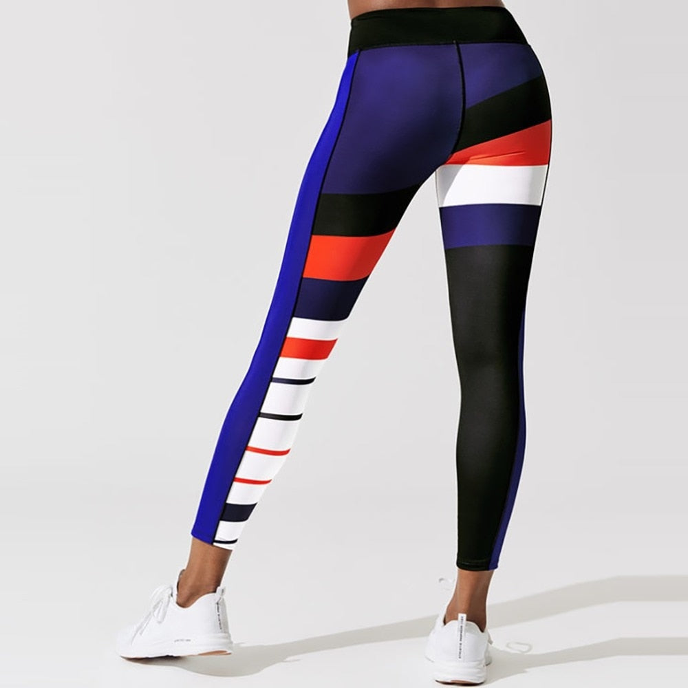 Legiis - Skinny Fit Athletic Leggings