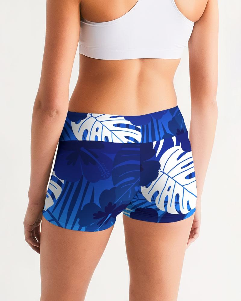 Active Comfort Cayman Mid-Rise Yoga Shorts