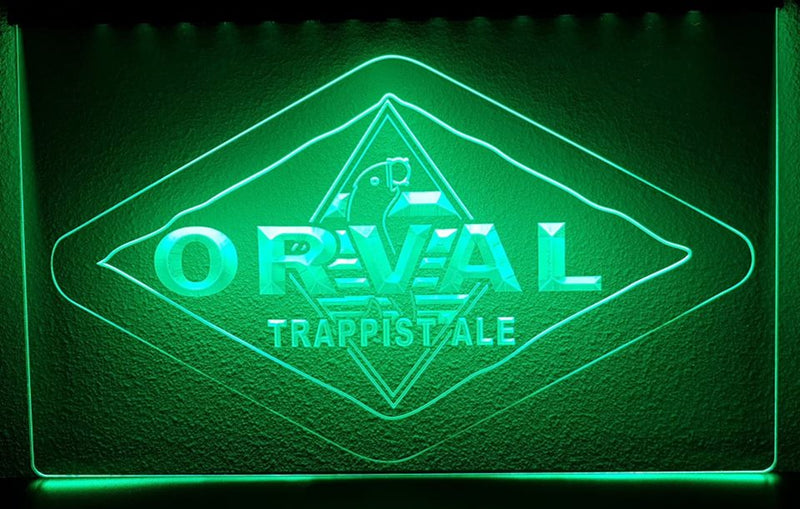 Orval LED Neon Sign - MannenDingen