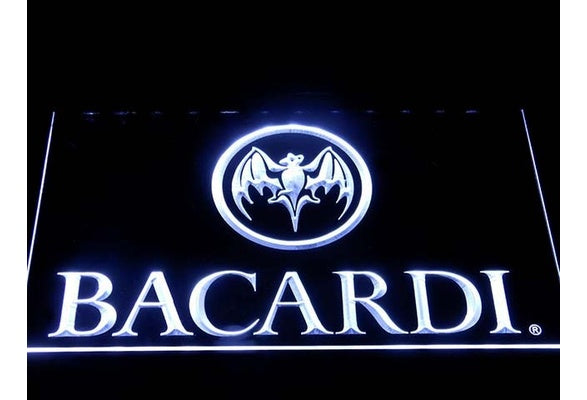 Bacardi LED Neon Sign - MannenDingen