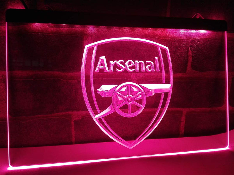 Arsenal LED Neon Sign - MannenDingen