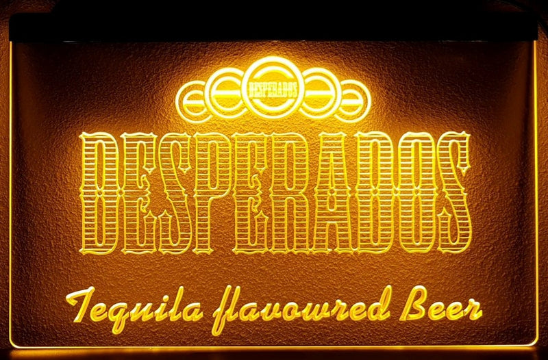Desperados LED Neon Sign - MannenDingen